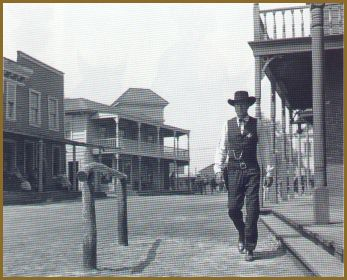 Gary Cooper in High Noon 1952